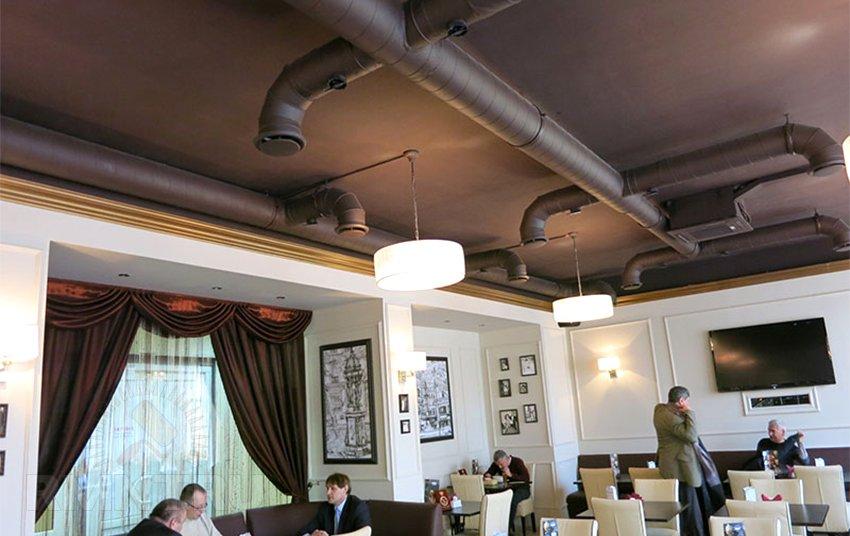Особенности выбора кондиционеров для кафе и ресторанов