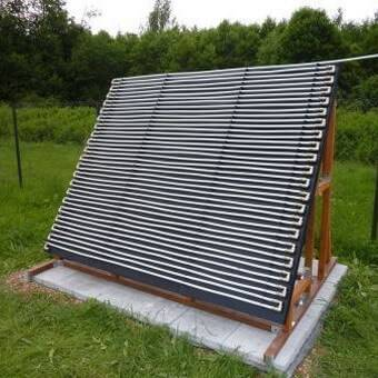 Солнечный коллектор своими руками: делаем солнечный коллектор для нагрева воды и для отопления