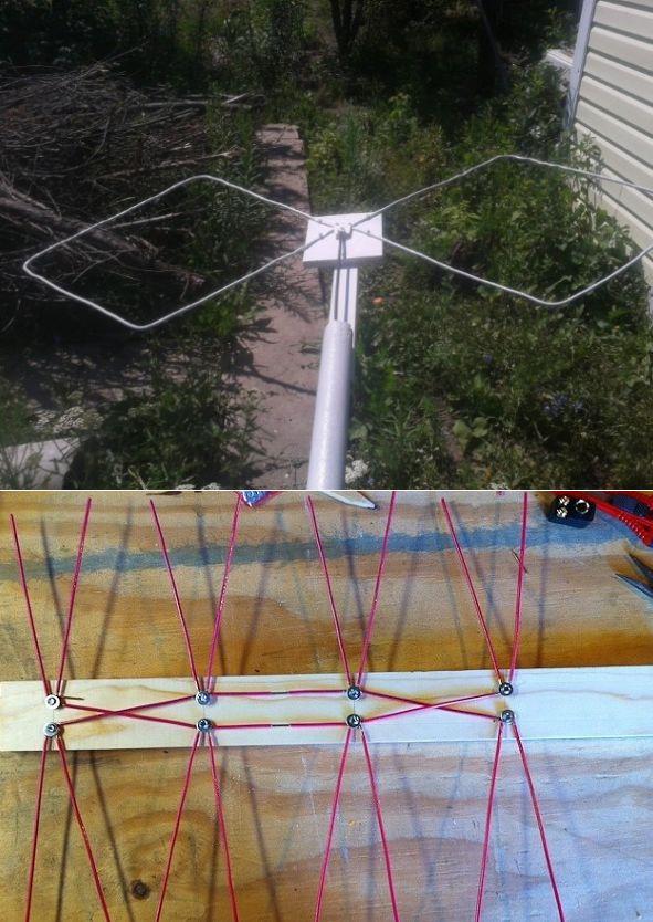 Как сделать ТВ антенну своими руками: для дачи и дома