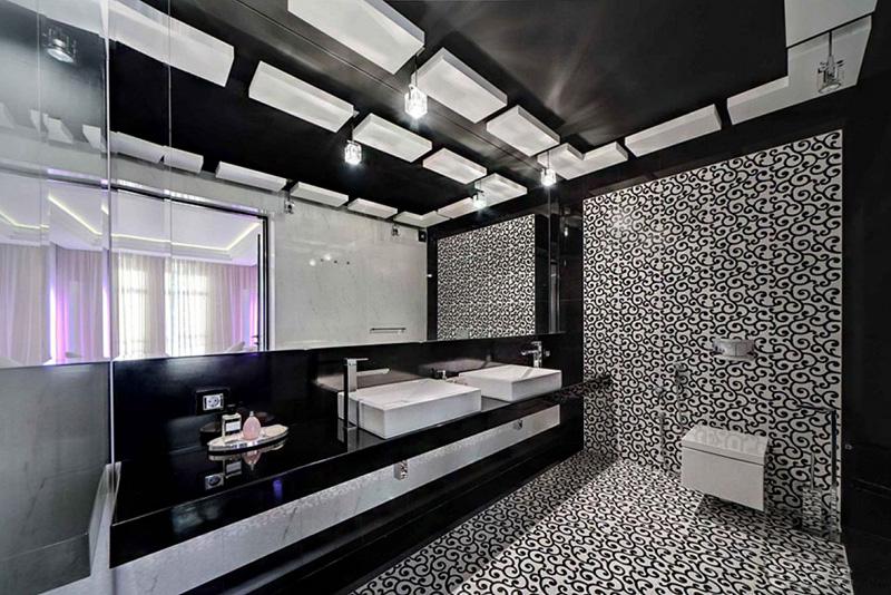 Оформление потолка: самостоятельно разрабатываем дизайн
