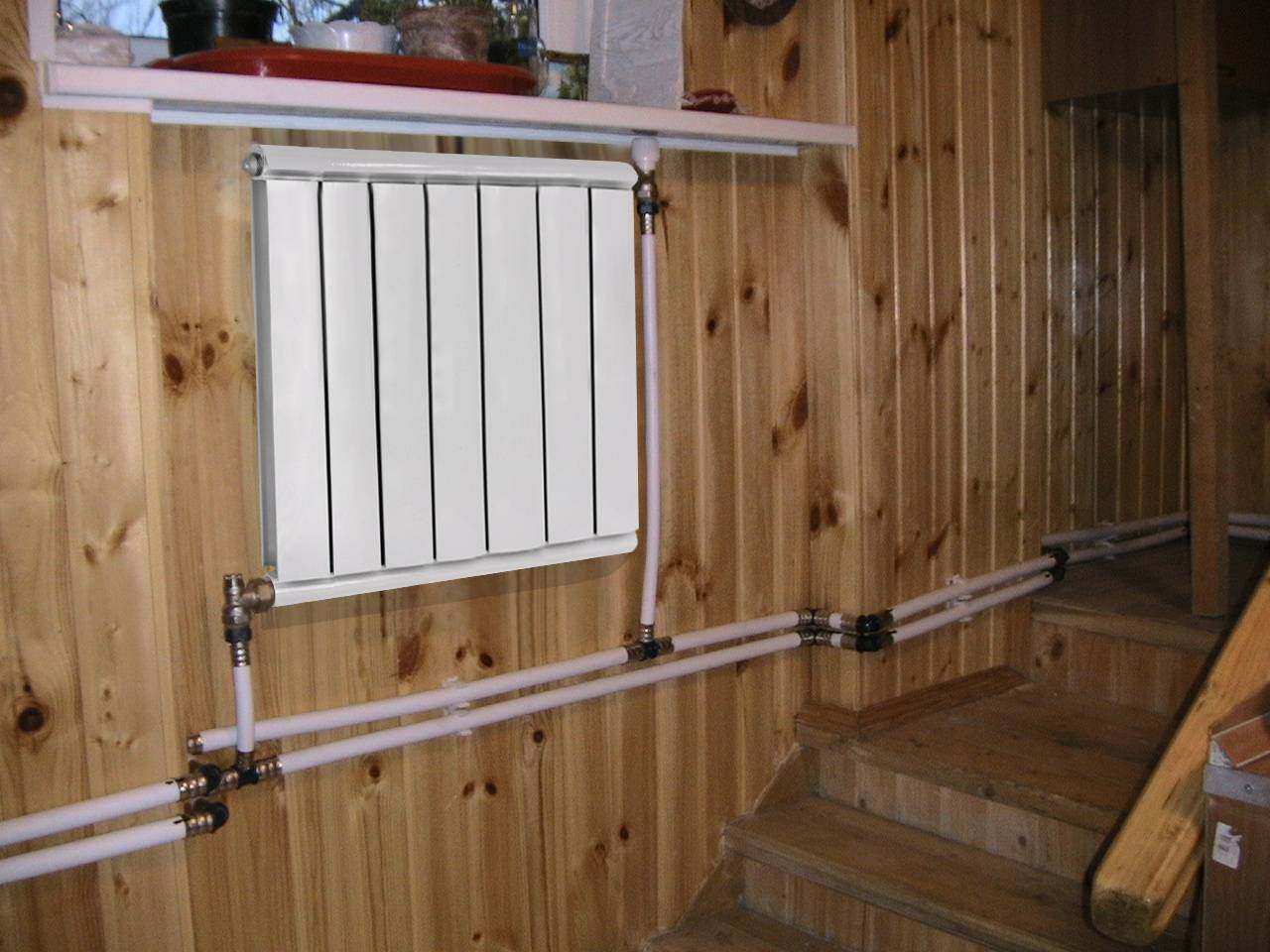 Какой монтаж отопления и водоснабжения более эффективен