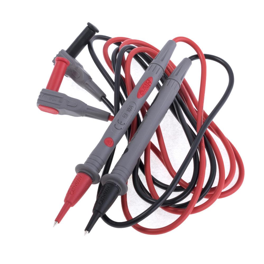 Как правильно подключить провода к мультиметру своими руками