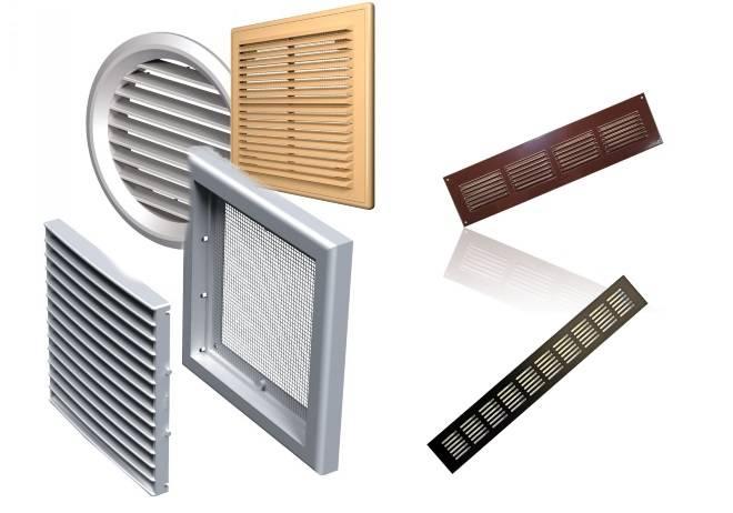 Как выбрать декоративную решетку для вентиляции