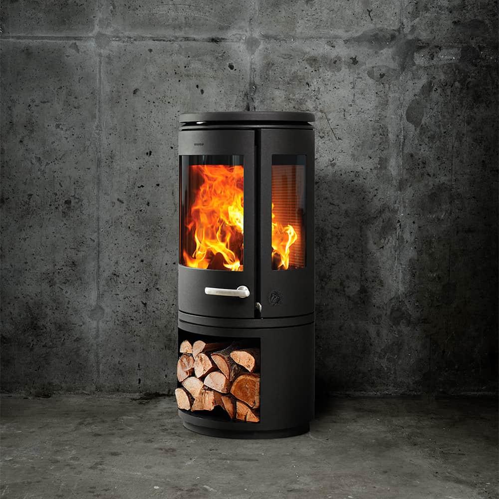 Печь-камин длительного горения для дачи — делаем правильный выбор