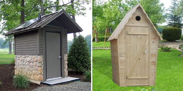 Какой дачный туалет без выгребной ямы следует выбрать
