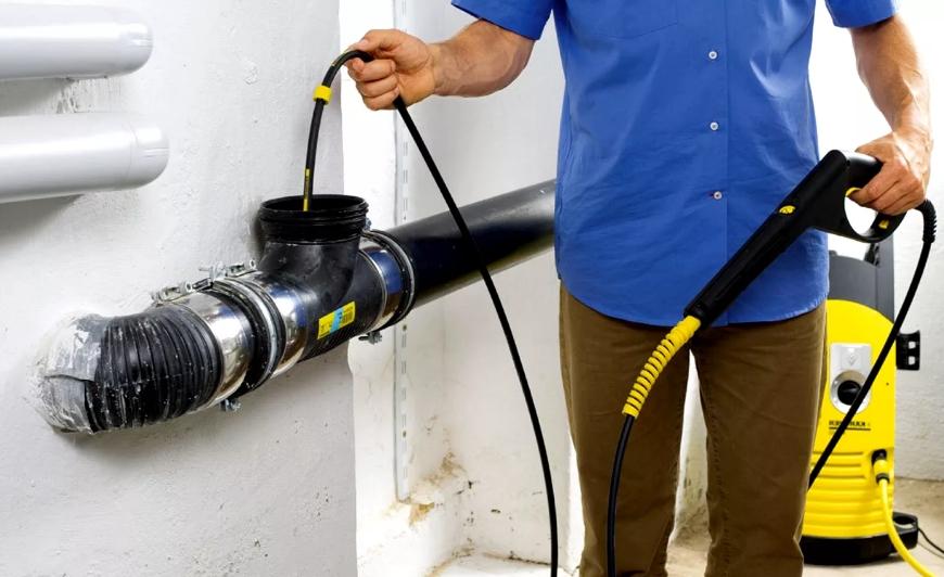 Ремонт канализационной трубы без демонтажа