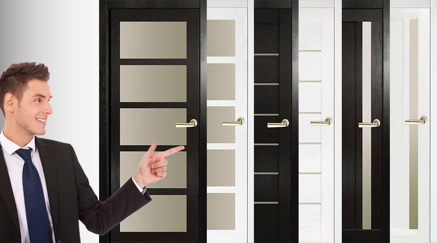 Межкомнатные двери как правильно выбрать: варианты отделки и правила выбора дверей к себе в квартиру