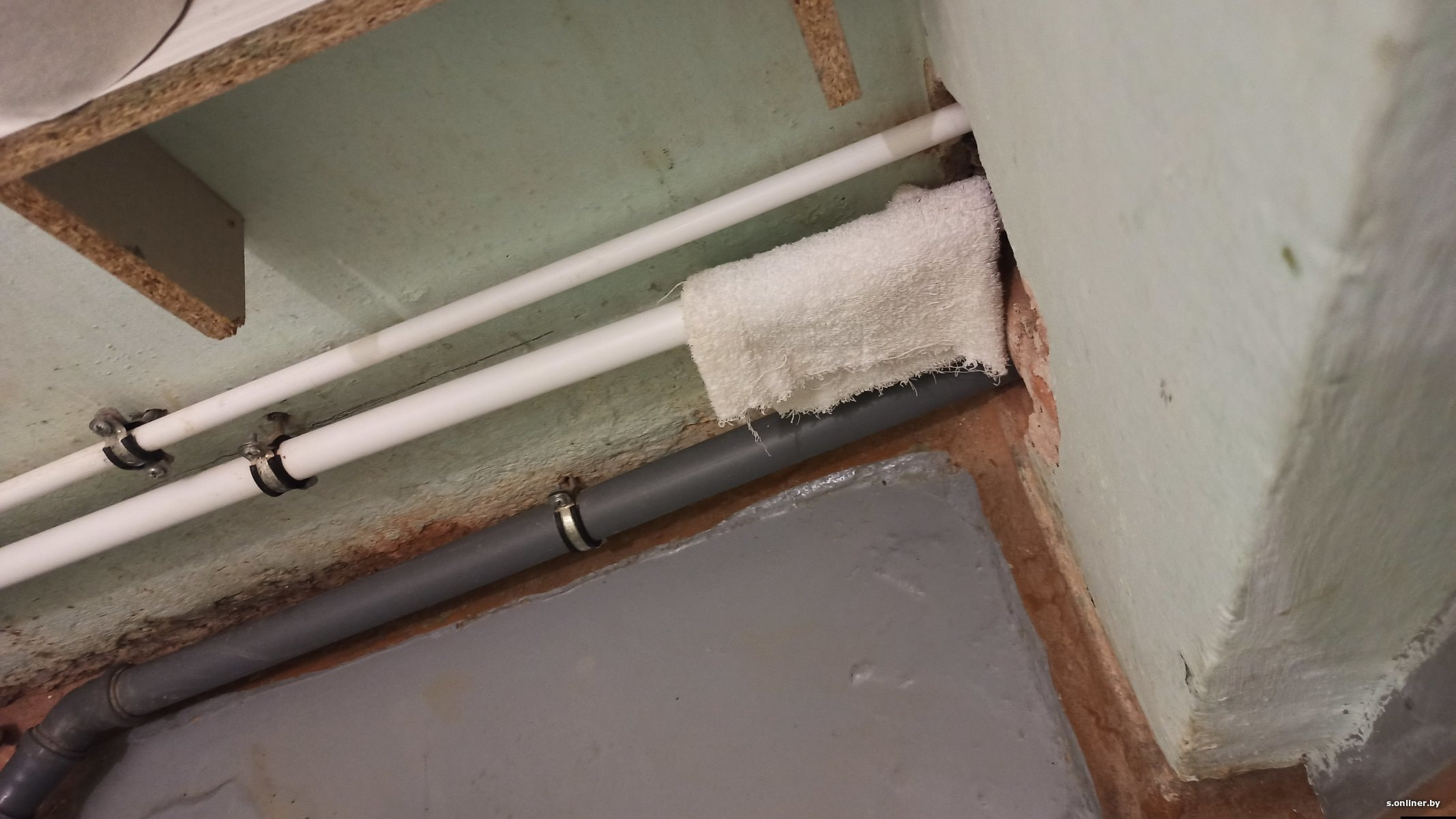 Организация уклона труб в системе отопления