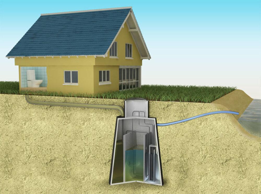 Септик для дома постоянного проживания: технические характеристики, самостоятельный монтаж