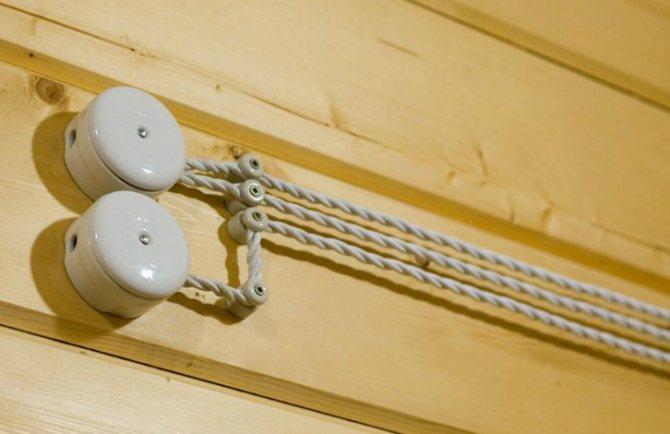 Назначение и маркировка распаечных коробок для наружной и скрытой проводки
