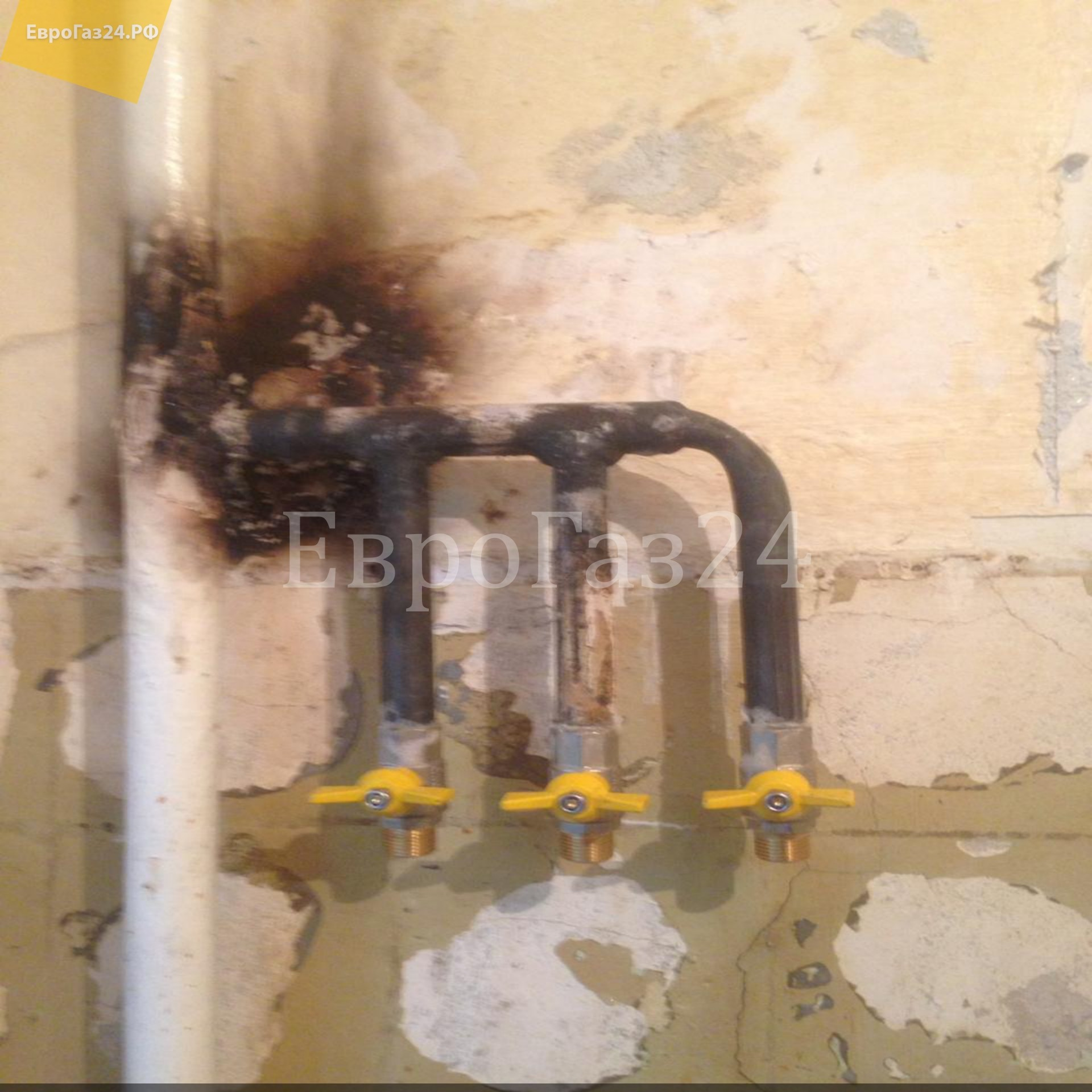Правила обрезки газовой трубы в квартире