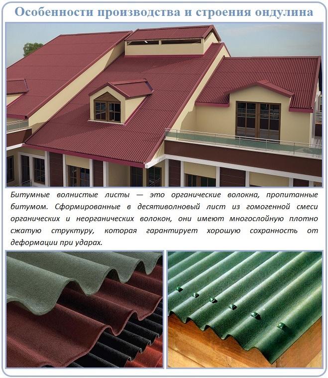 Как покрыть крышу ондулином своими руками