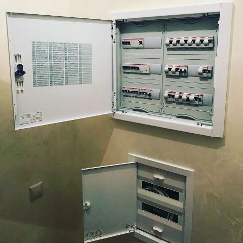Понятие и виды распределительных электрических щитков