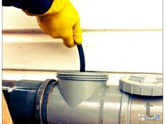 Как растворить жировые отложения в канализационных трубах