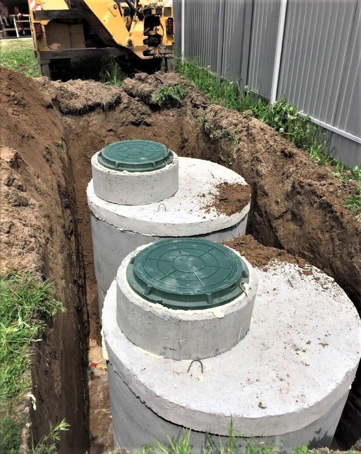 Виды канализационных септиков для домов и садовых участков