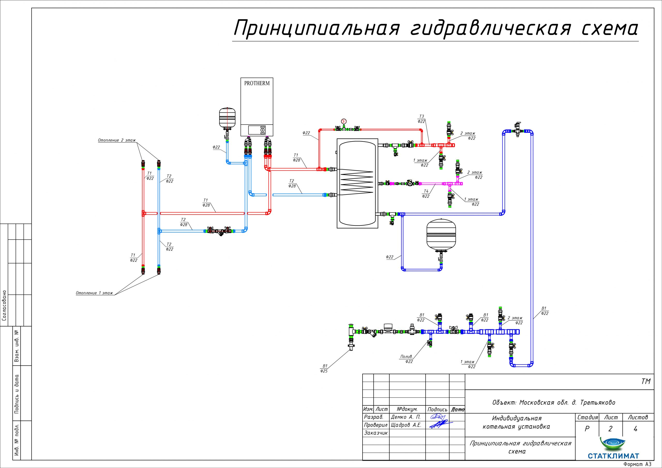 Самостоятельное проектирование отопления коттеджа: советы по выбору комплектующих, обзор систем теплоснабжения