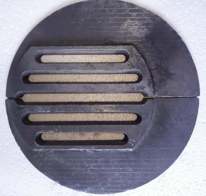 Правильная установка колосников в печь своими руками