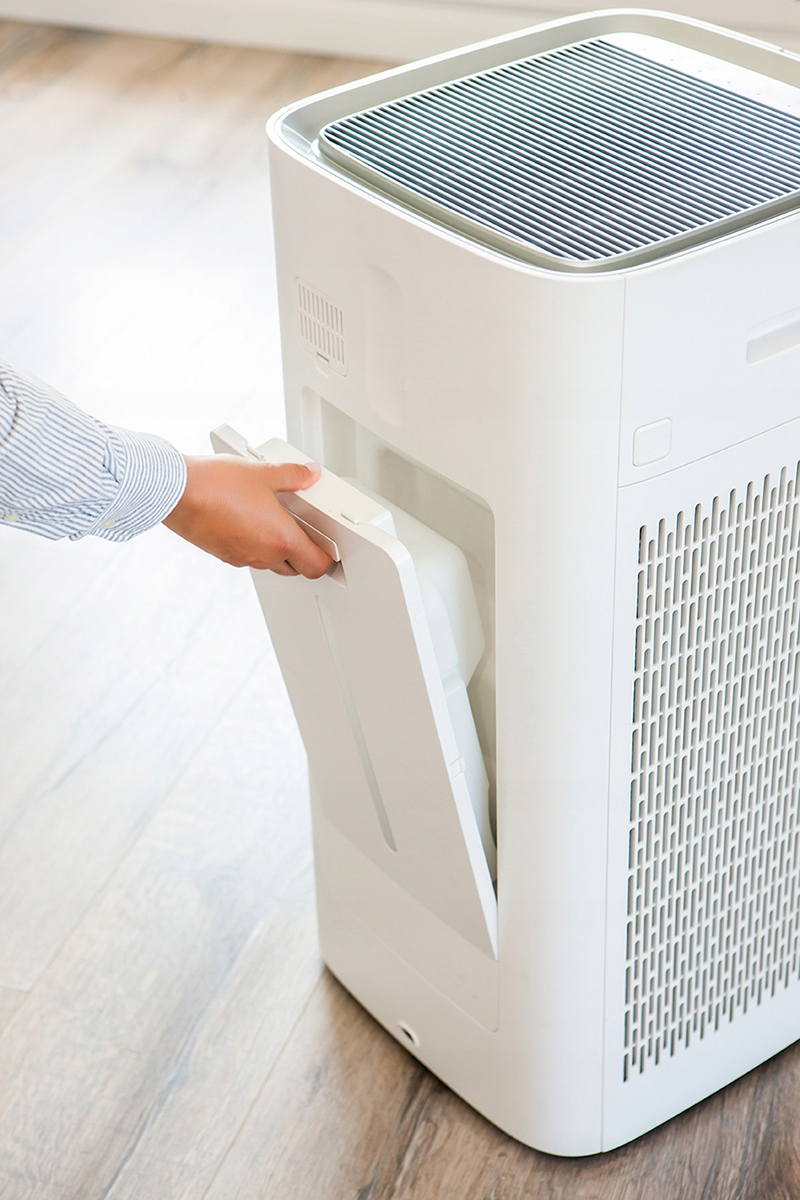 Как выбрать очиститель воздуха от пыли для дома