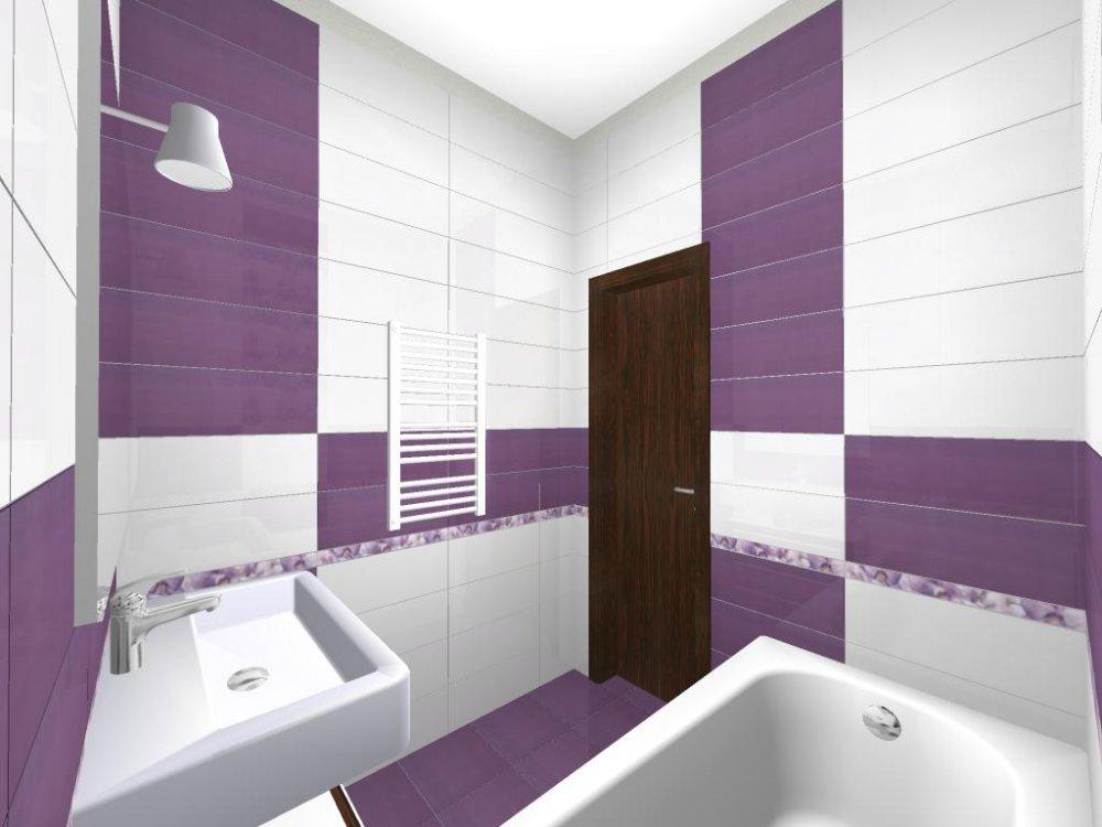 Раскладка плитки в ванной: способы и варианты