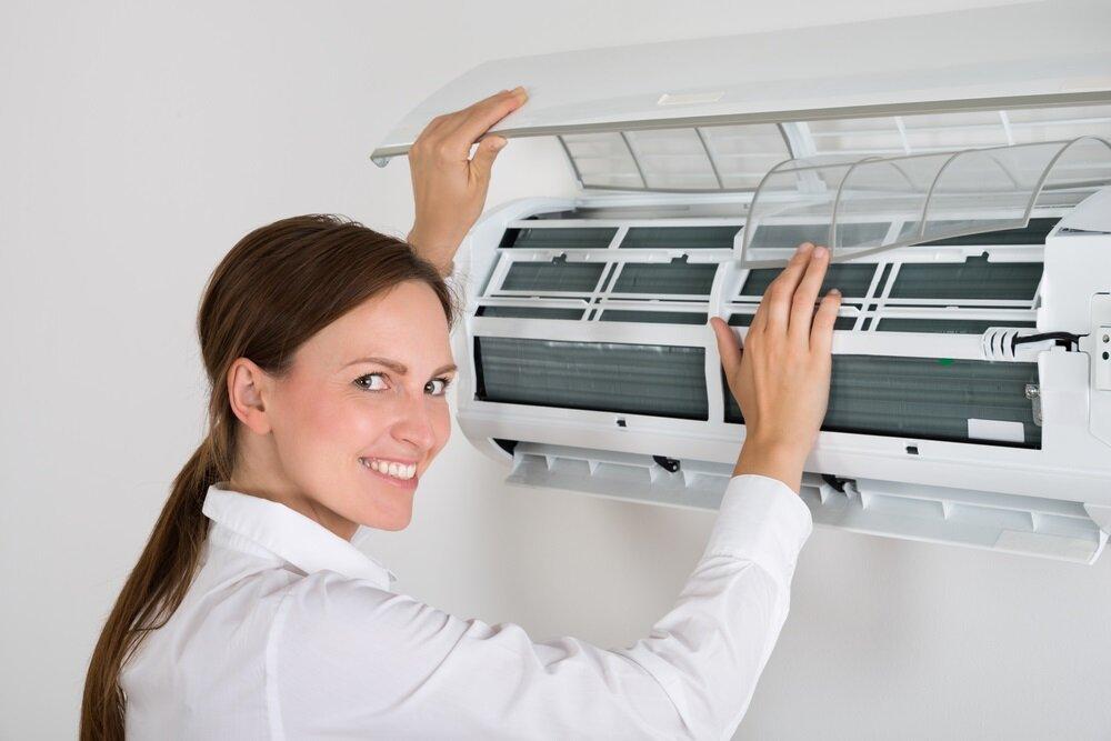 Откуда сплит-система берет воздух для охлаждения помещения