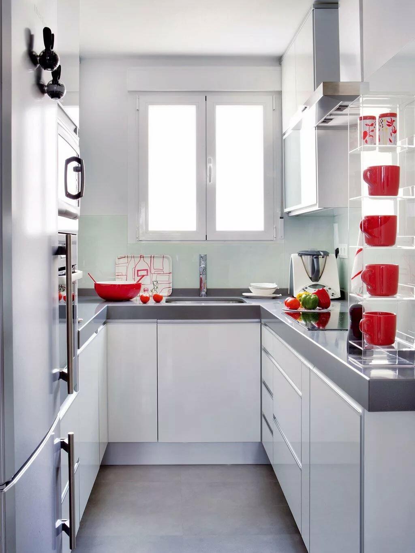 Идеи для маленькой кухни. Советы по оформлению и фото
