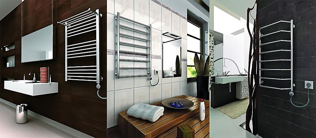 Выбираем лучший полотенцесушитель для ванны