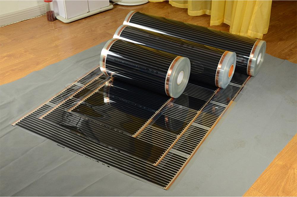 Пленочные системы инфракрасного отопления: потоки благодатного тепла одним нажатием кнопки
