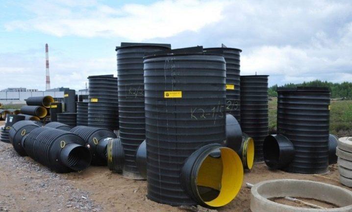 Преимущества использования полимерных колец для канализации