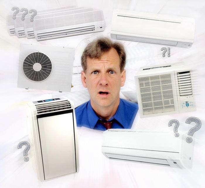 Как выбрать бытовой кондиционер для помещения, в соответствии с его назначением