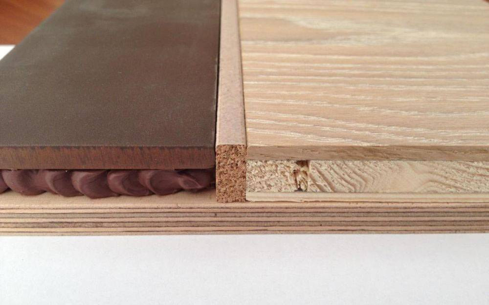 Стыковка плитки и ламината — делаем красиво