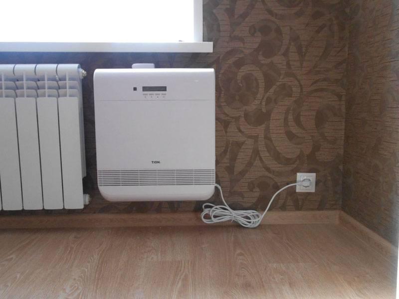 Приточные установки для вентиляции воздуха