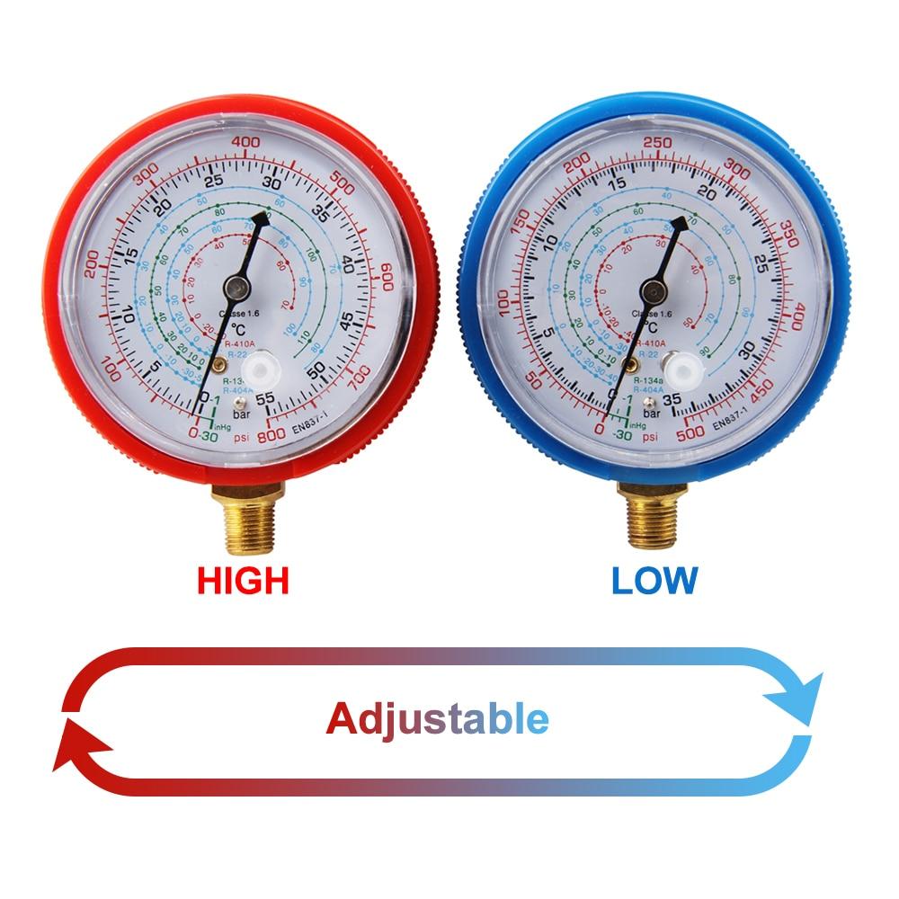 Как проверить датчик давления и температуры кондиционера