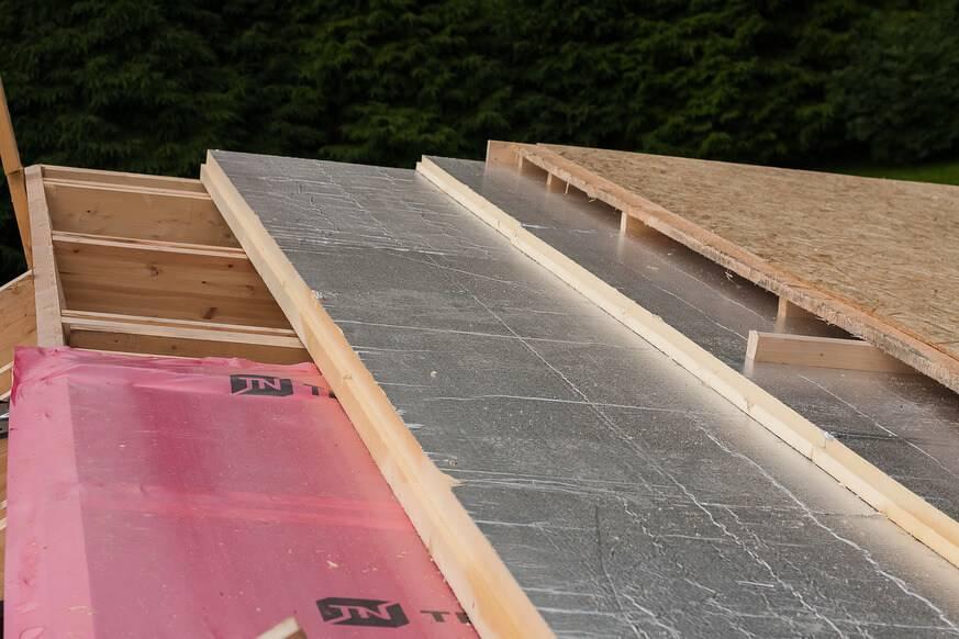 Характеристики теплоизоляционных плит PIR