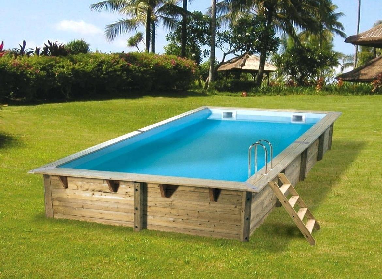 Как сделать бассейн на даче: фотоотчеты + видео