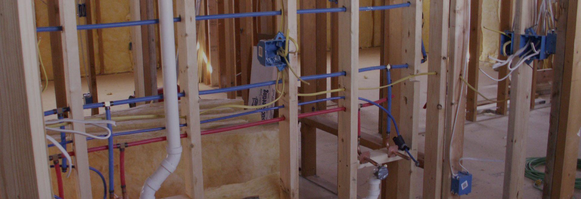 Как провести электропроводку в каркасном доме своими руками