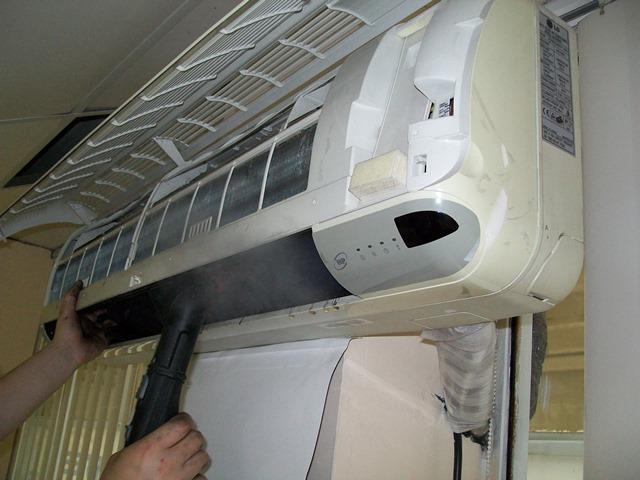 Как почистить кондиционер в домашних условиях: видео, инструкции