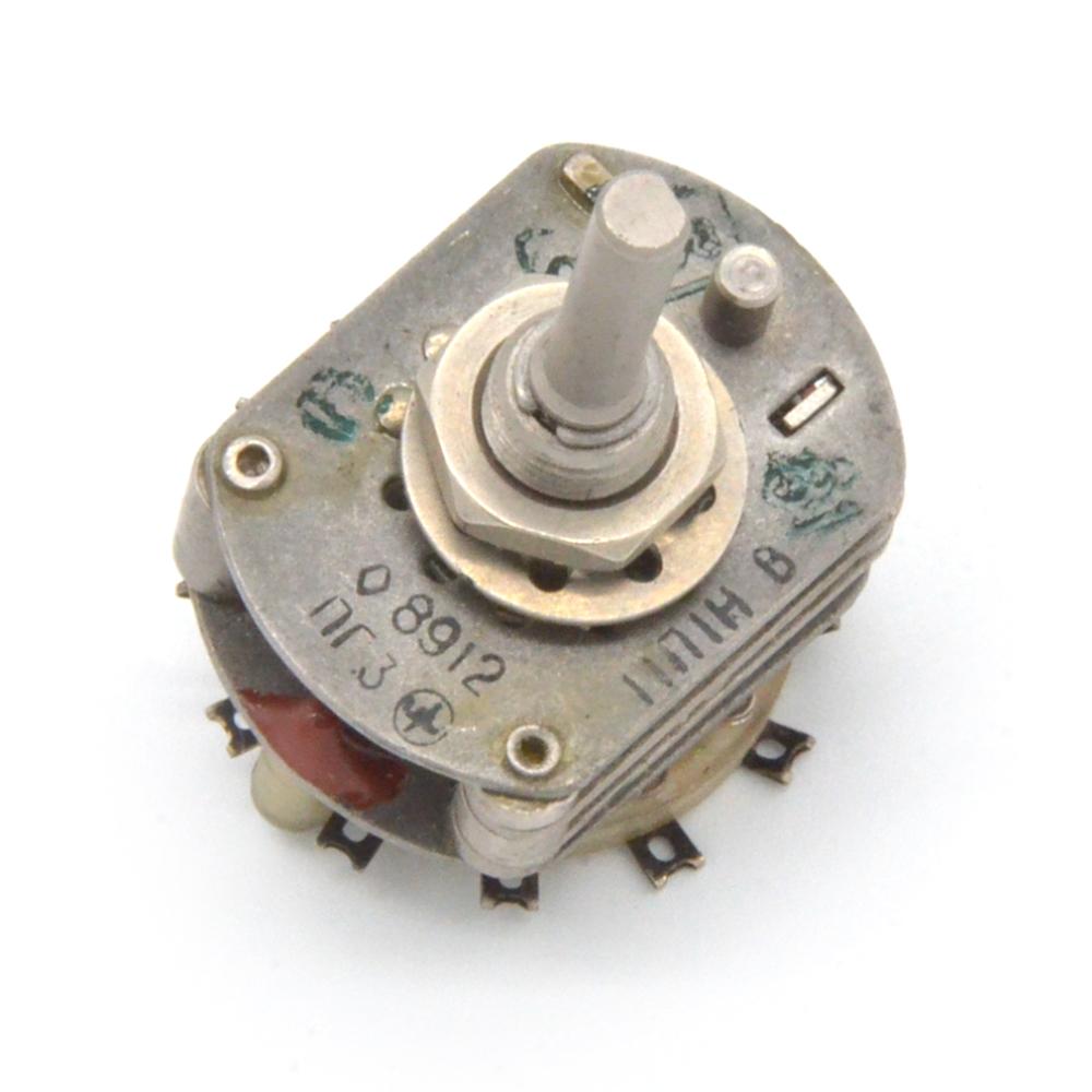Электрические трехпозиционные переключатели — схема подключения