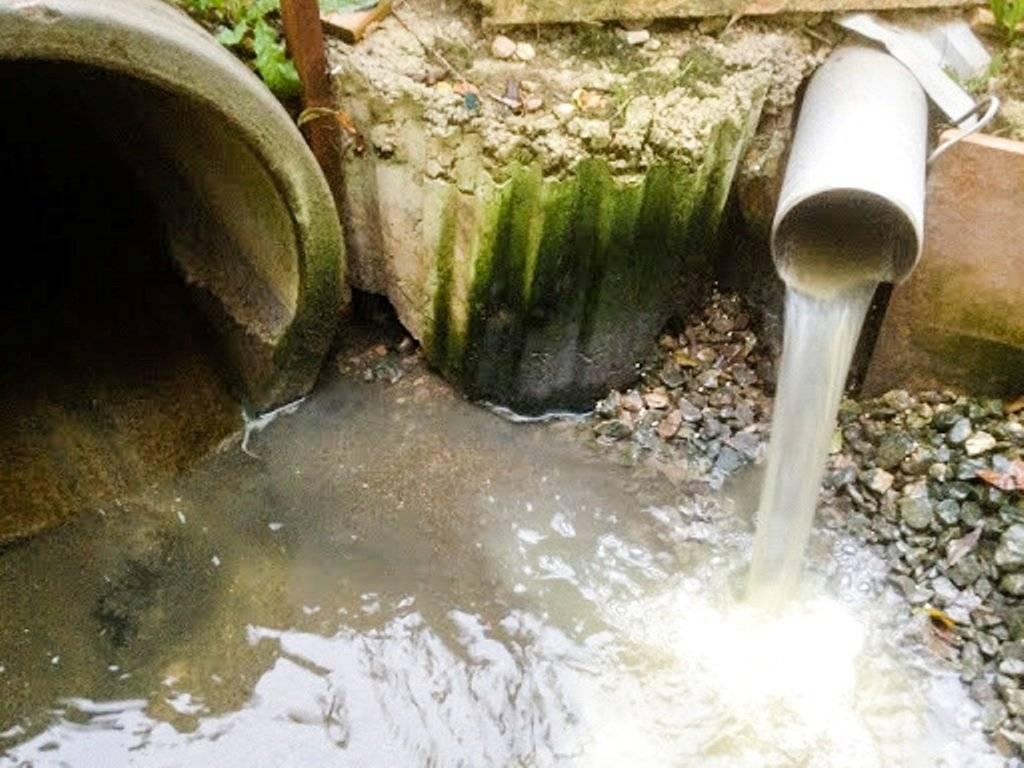 Что делать и куда обращаться при сливе канализации от соседей