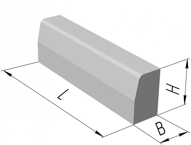 Габариты бордюрных камней и поребриков, как правильно установить