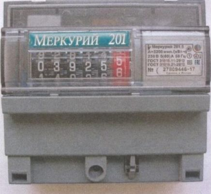 Технические характеристики и устройство электросчетчиков Меркурий 201