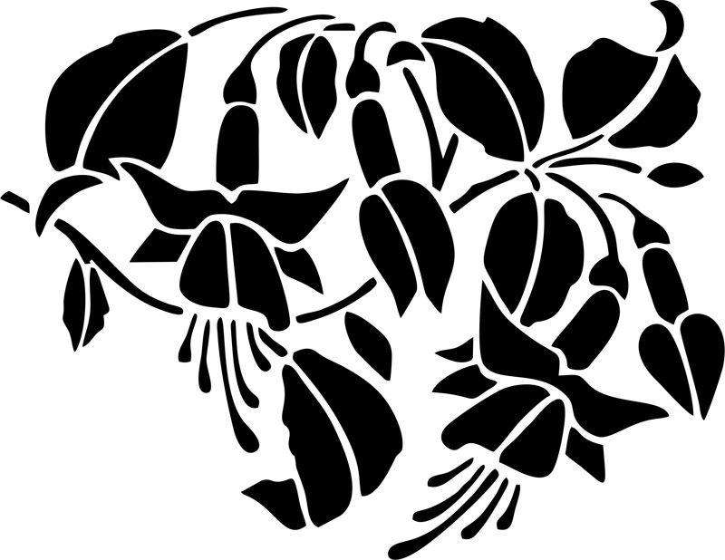 Трафареты для декора своими руками шаблоны: используем трафареты для декора стен