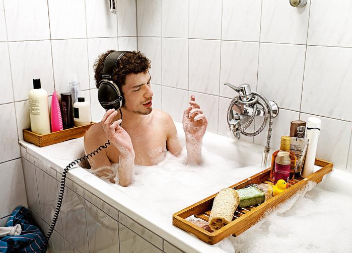 Муж потратил больше месяца, чтобы сделать обалденный ремонт в ванной! Фото до и после