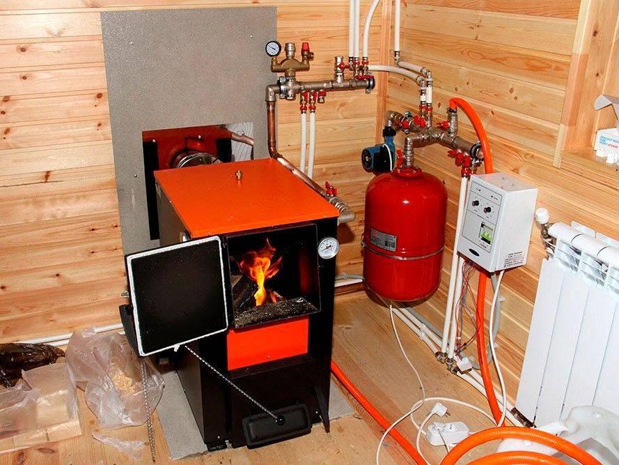 Делаем бесплатное отопление частного дома своими руками с фото и видео