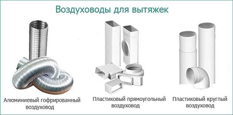 Как выбрать и установить гофрированную трубу для вентиляции