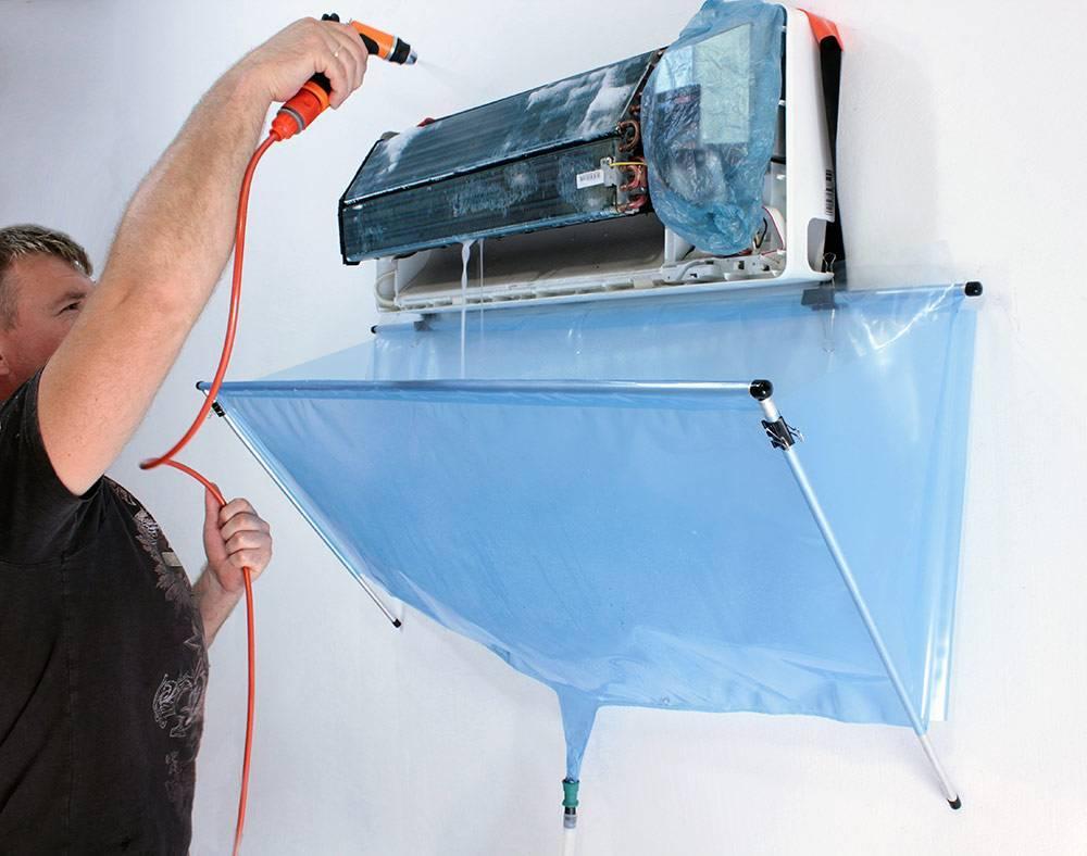 Как самостоятельно разобрать, помыть и обслужить домашний кондиционер