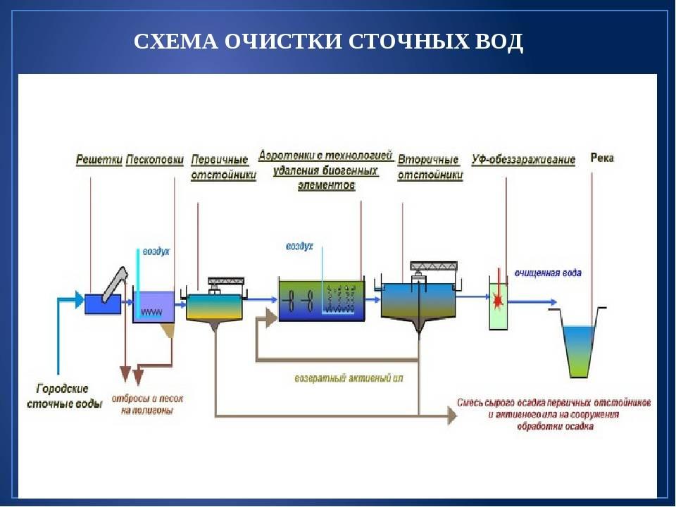 Что из себя представляет городская канализация и как она устроена