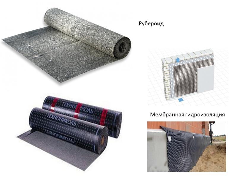 Как работает мембранная гидроизоляция фундамента