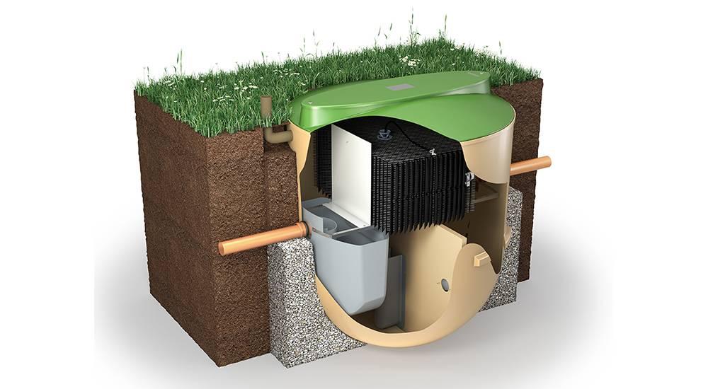 Стоимость септиков для канализации загородного дома