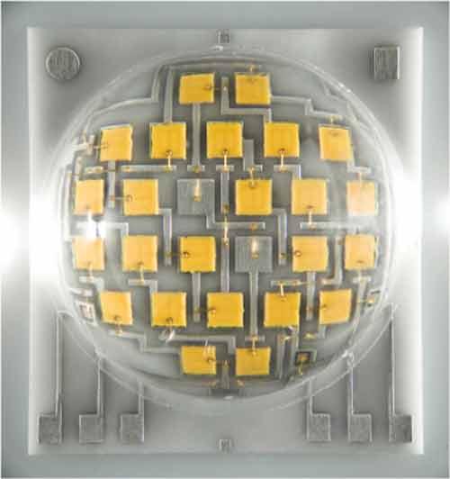 Технические характеристики и разновидности сверхярких светодиодов