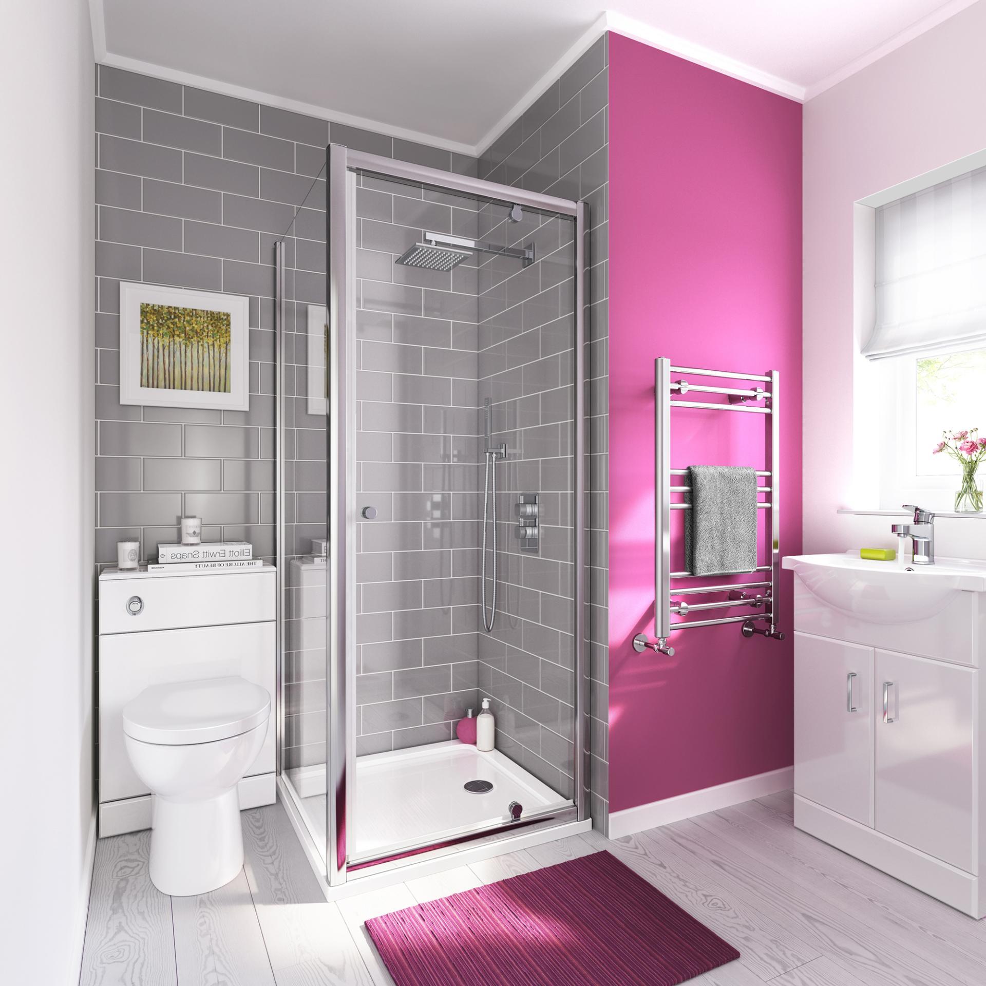 Ванная комната с душевой кабиной дизайн: современный дизайн ванной комнаты фото